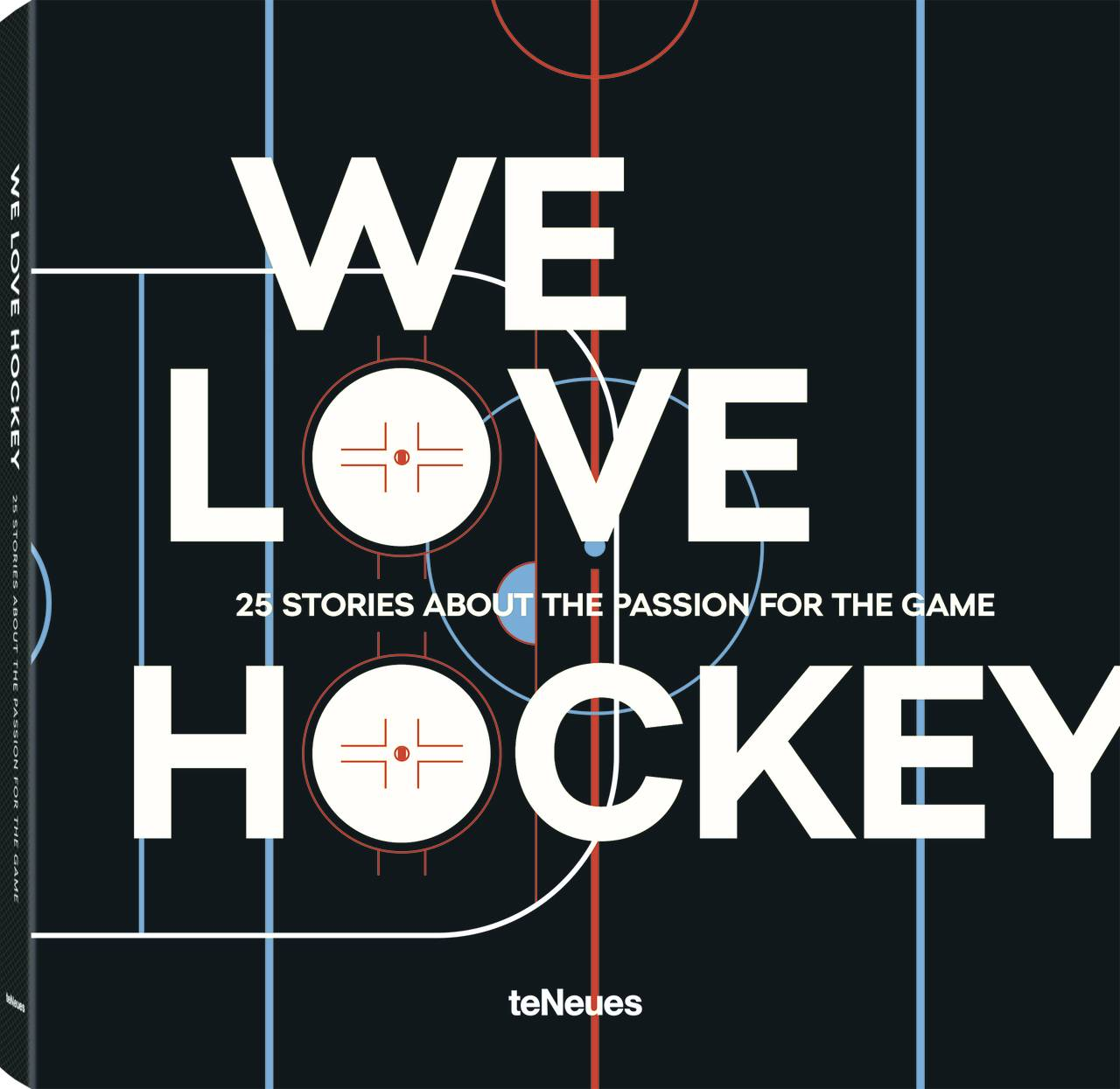 © WE LOVE HOCKEY, published by teNeues, www.teneues.com, © ŠKODA AUTO a.s.