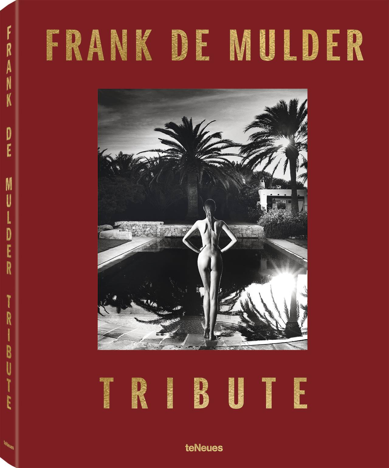 © TRIBUTE by Frank De Mulder, published by teNeues, www.teneues.com, At The Pool II, Photo © 2017 Frank De Mulder. All rights reserved.