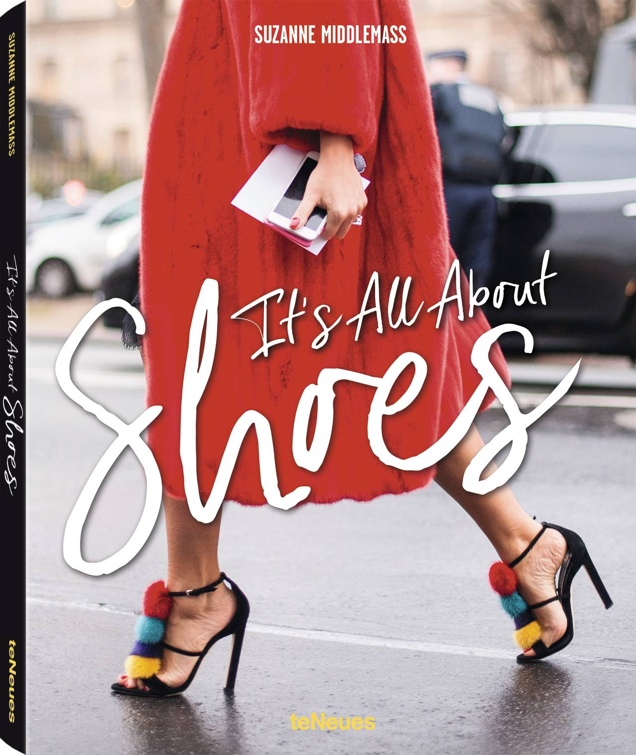 © It's All About Shoes by Suzanne Middlemass, published by teNeues, www.teneues.com, near Rodin Museum, Paris, France, February 2014, Photo © 2017 Suzanne Middlemass. All rights reserved.