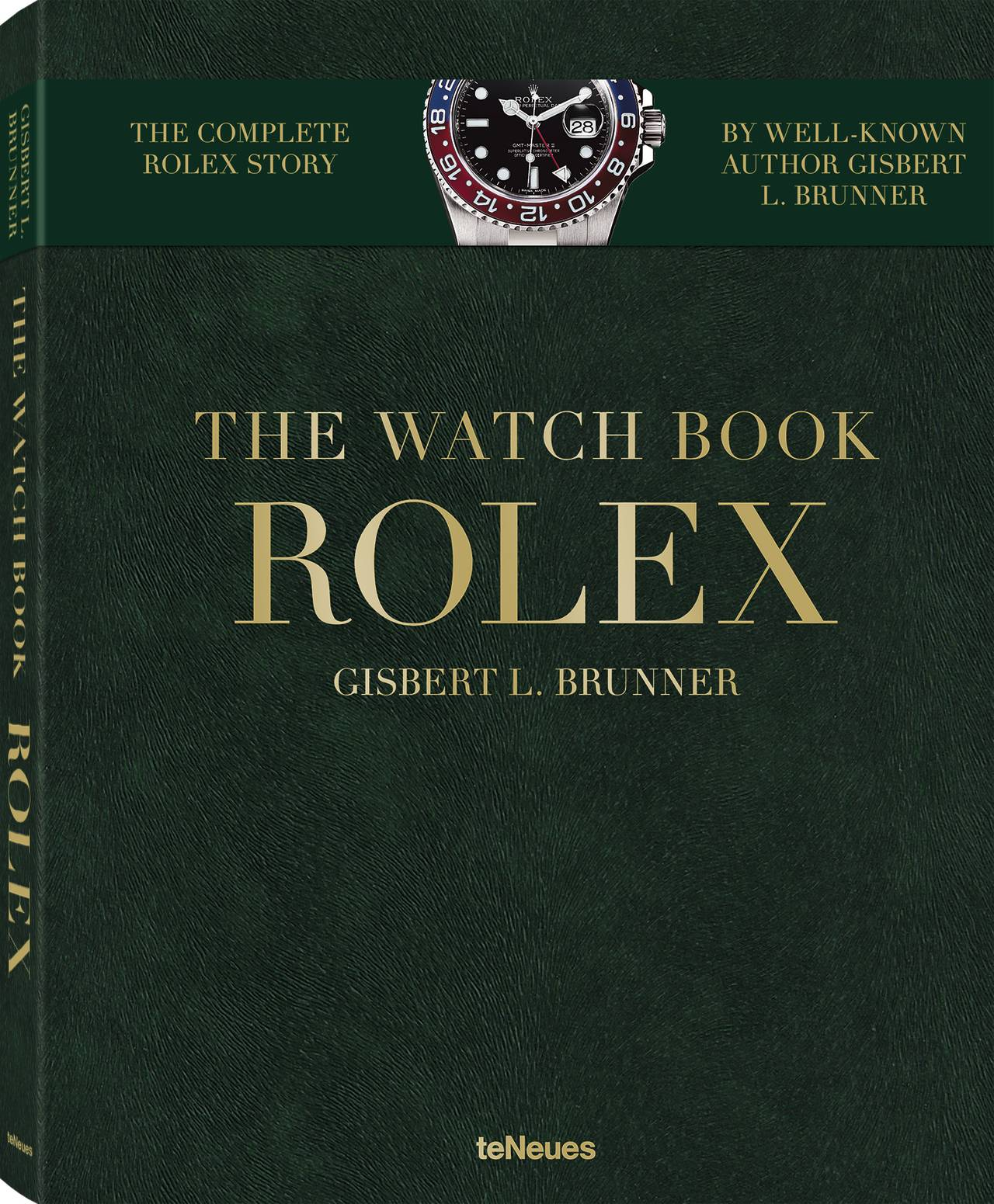 © THE WATCH BOOK ROLEX by Gisbert L. Brunner, published by teNeues, www.teneues.com. Photo © Courtesy of Rolex