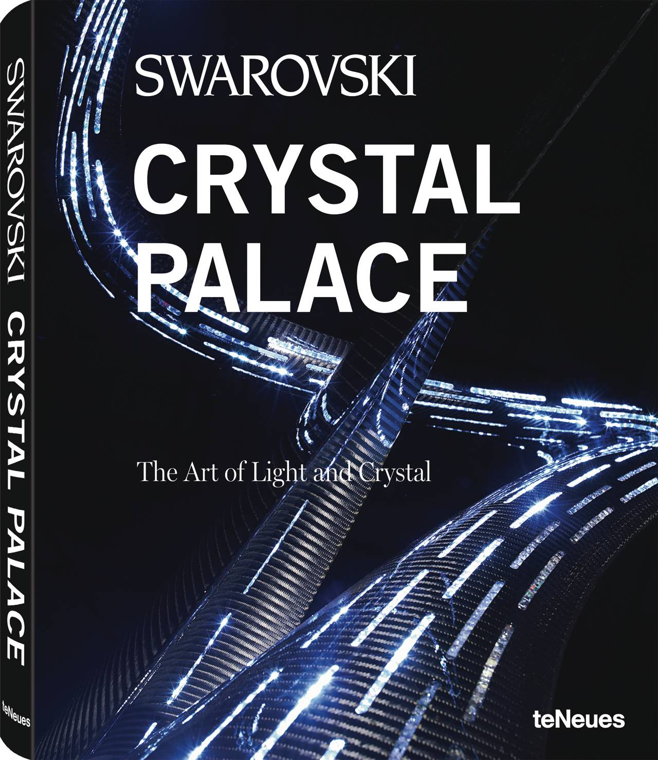 © SWAROVSKI CRYSTAL PALACE - The Art of Light and Crystal, Black + Lite, published by teNeues, www.teneues.com. Photo © leotorri.it