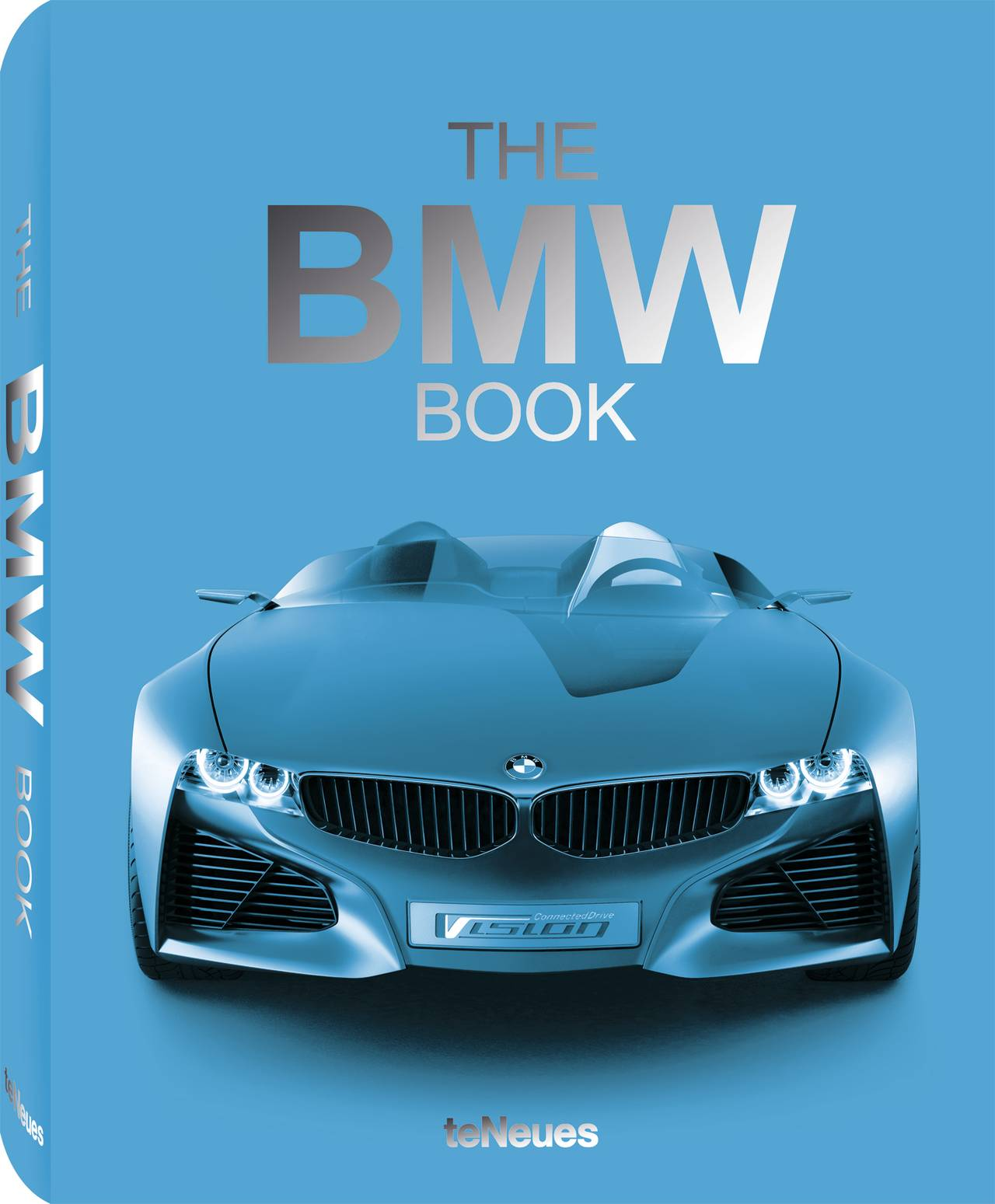 © THE BMW BOOK, published by teNeues, www.teneues.com. Photo © BMW Group Design