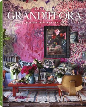 © Modern Living - Grandiflora by Claire Bingham, published by teNeues, www.teneues.com, Photo © Martyn Thompson