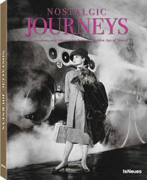 © Nostalgic Journeys - Destinations and Adventures from the Golden Age of Travel, published by teNeues, www.teneues.com, Audrey Hepburn in a scene from the film Funny Face, 1956, Photo © John Kobal Foundation/Getty Images