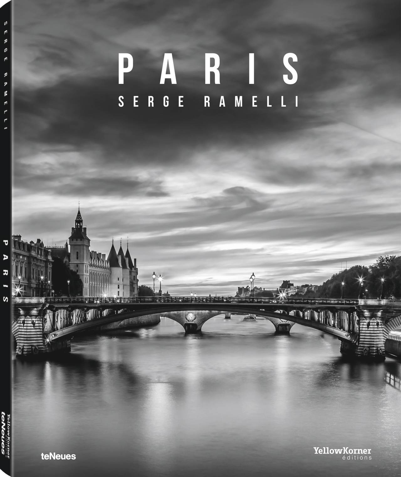 © Paris by Serge Ramelli, SMALL FORMAT EDITION, published by teNeues, www.teneues.com. CONCIERGERIE, © 2015 YellowKorner Editions, Photo © Serge Ramelli. All rights reserved.