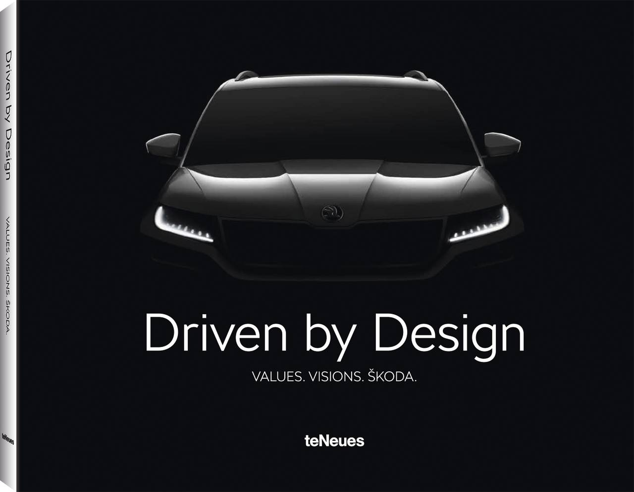 © Driven by Design - VALUES. VISIONS. ŠKODA. published by teNeues, www.teneues.com. ŠKODA KODIAQ, Photo © ŠKODA Auto, a.s.