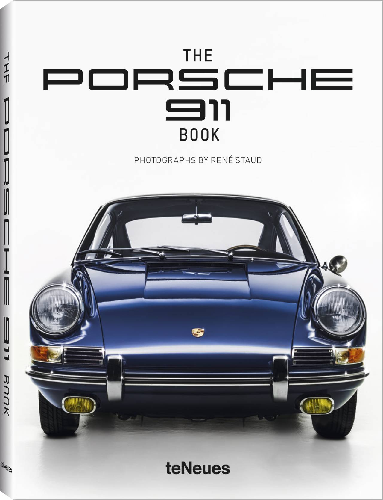 © The Porsche 911 Book, Small Flexicover Edition, Photographs by René Staud, published by teNeues, € 9,99, www.teneues.com. Photo © Staud Studios GmbH, Leonberg, Germany. All rights reserved.