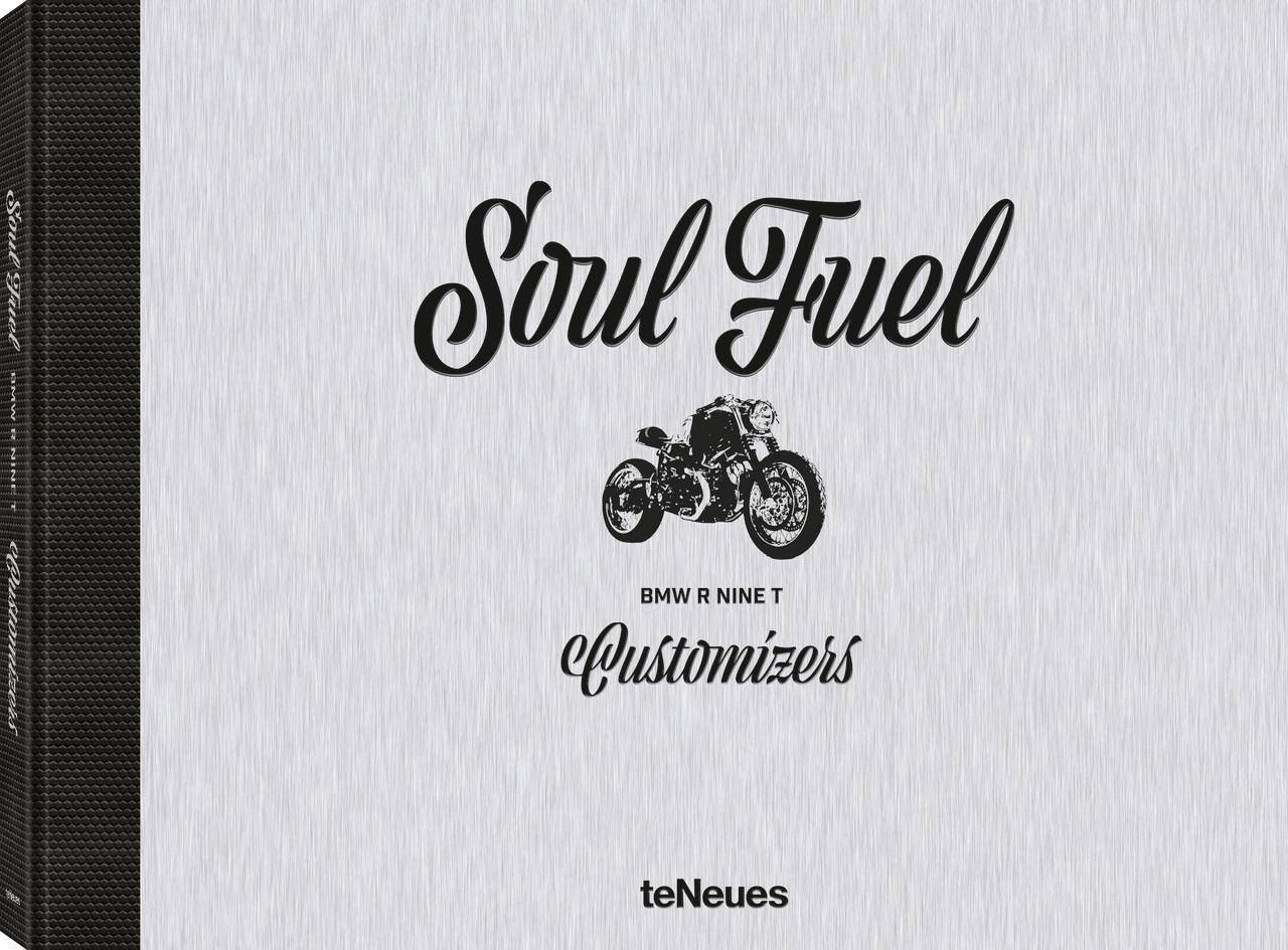 © SOUL FUEL - BMW R nineT Customizers, to be published by teNeues in July 2018, www.teneues.com
