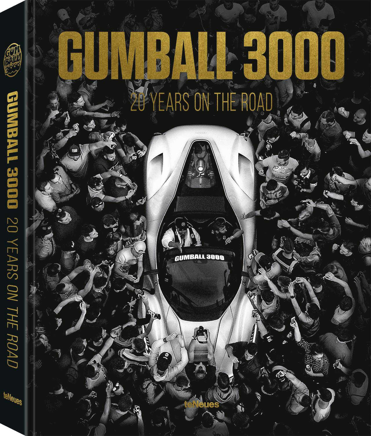 © Limited Edition Gumball 3000 - 20 Years on the Road, published by teNeues, www.teneues.com,  Photo © Sabin Stanescu