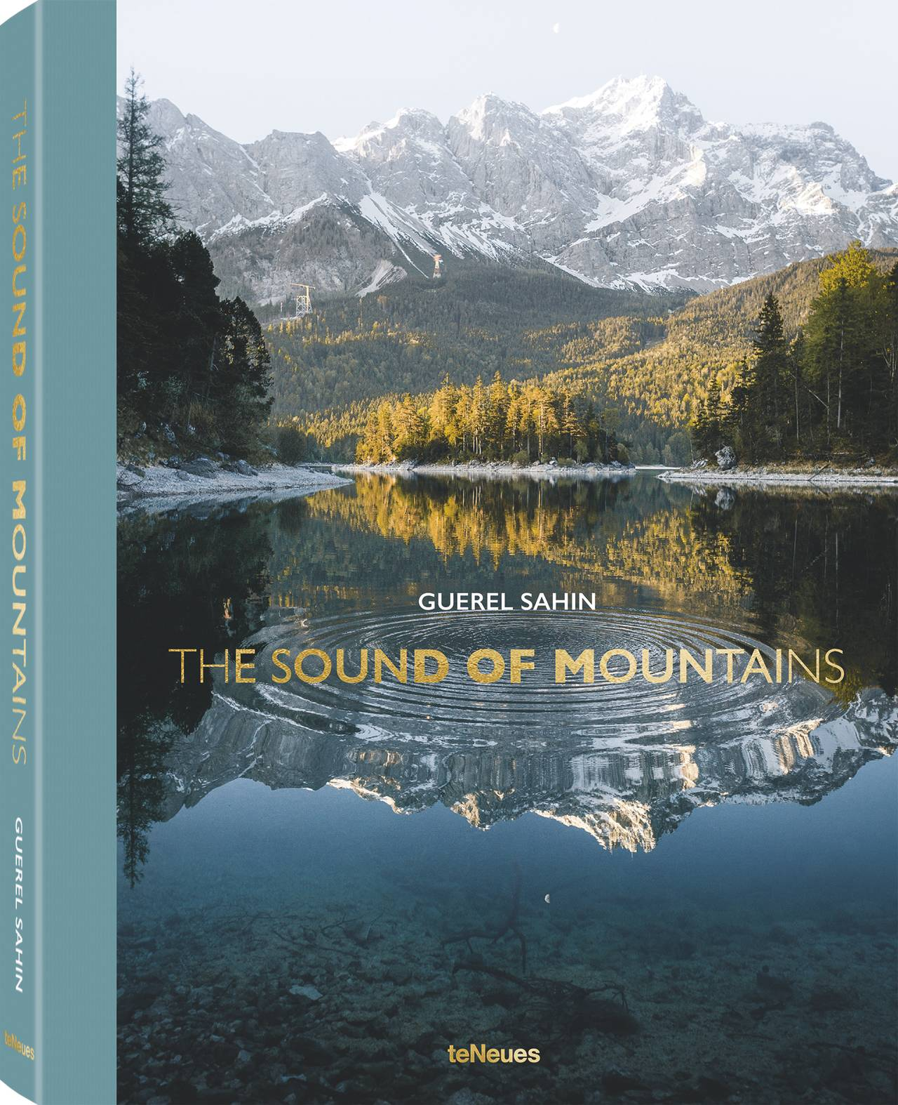 © The Sound of Mountains by Guerel Sahin, published by teNeues, www.teneues.com, Eibsee and Zugspitze, Bavaria, Germany, Photo © 2018 Guerel Sahin / Palatina Media Gbr. All rights reserved. www.guerelsahin.com