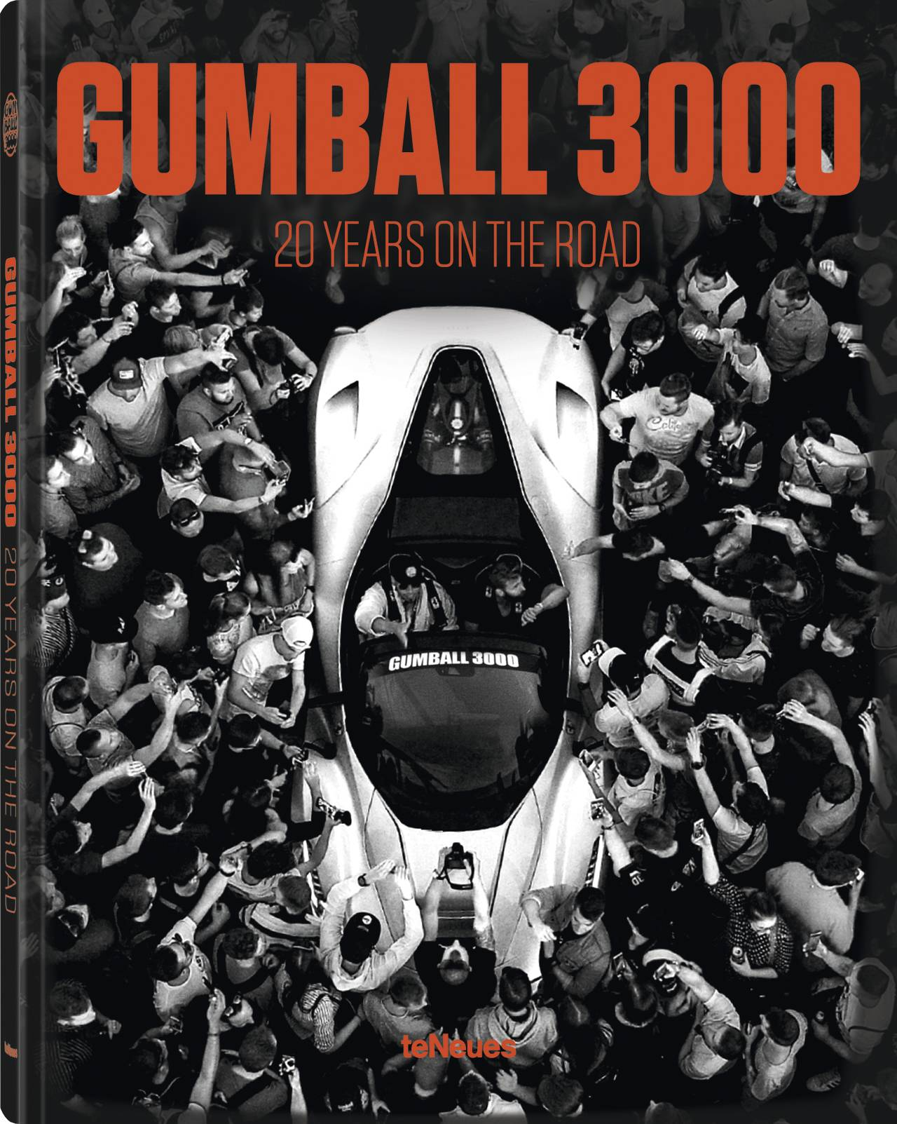 © Small Hardcover Edition Gumball 3000 - 20 Years on the Road, to be published by teNeues in December 2018, www.teneues.com,  Photo © Sabin Stanescu