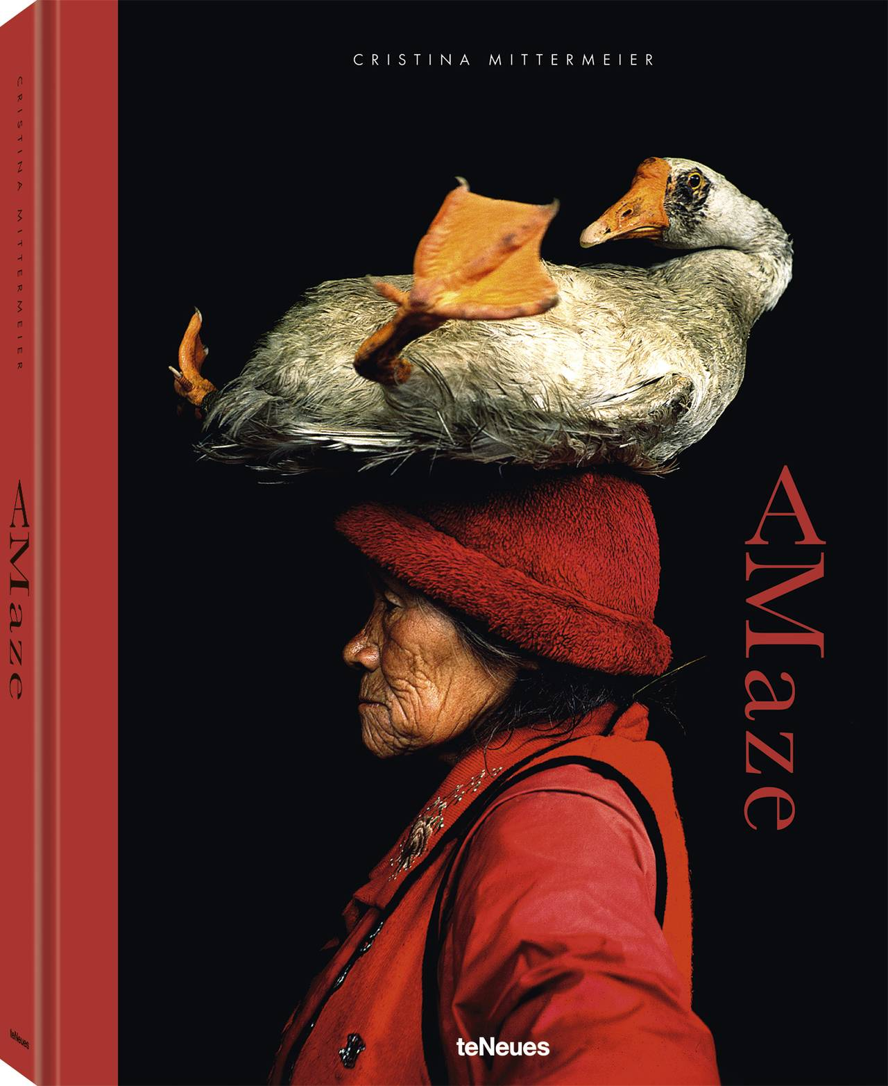 © Amaze by Cristina Mittermeier, published by teNeues, www.teneues.com, Lady with the Goose, Yunnan Province, China, Photo © 2018 Cristina Mittermeier. All rights reserved.www.sealegacy.org