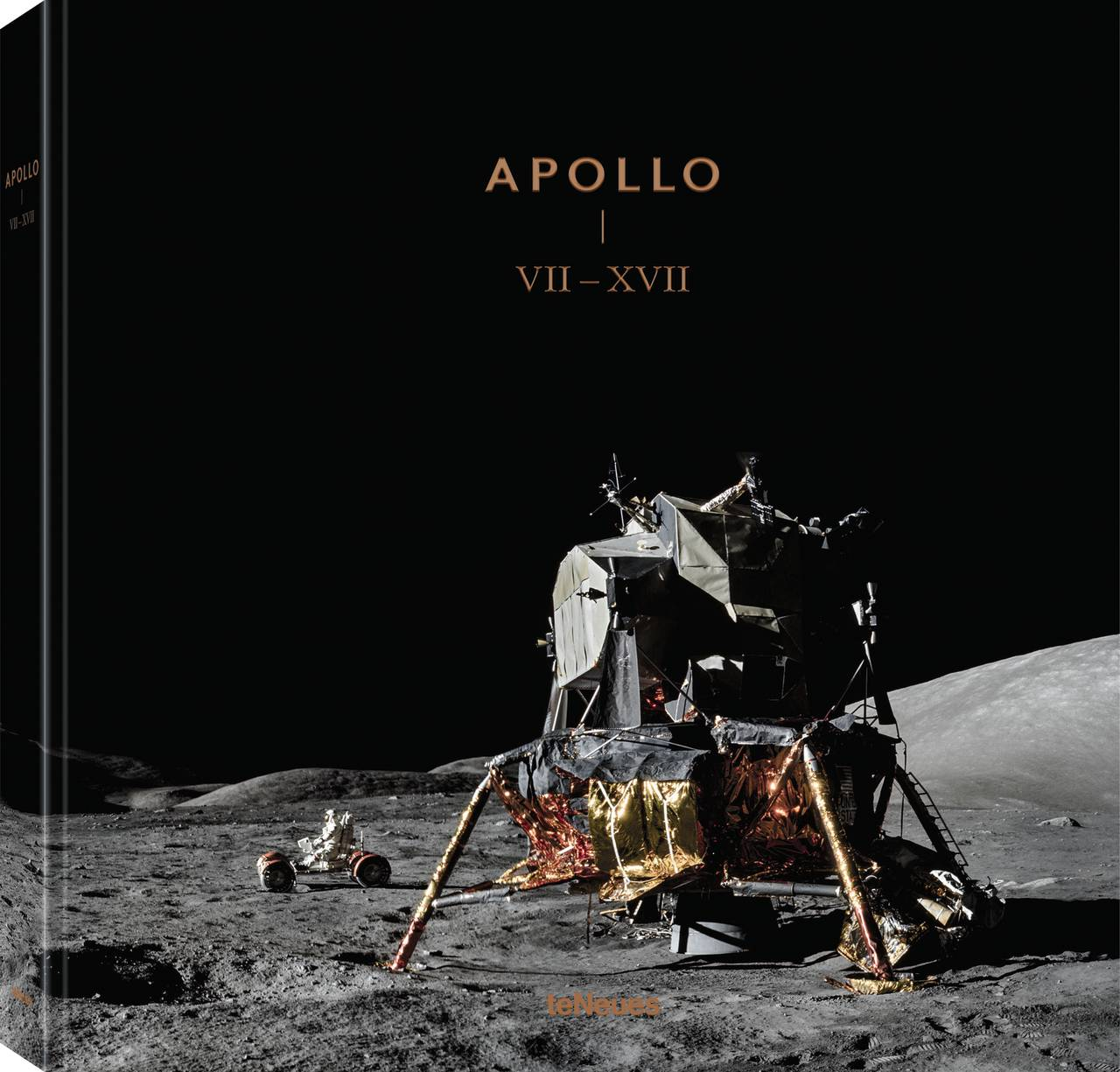 © APOLLO VII-XVII - Floris Heyne, Joel Meter, Simon Phillipson and Delano Steenmeijer, published by teNeues, www.teneues.com, Apollo 17, Photo © courtesy of The National Aeronautics and Space Administration (NASA) photographic archives