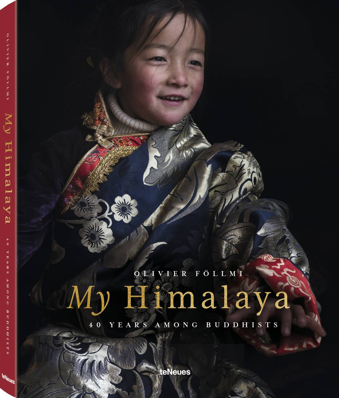 © My Himalaya - 40 Years among Buddhists by Olivier Föllmi, published by teNeues, www.teneues.com, Photo © 2018 Olivier Föllmi. All rights reserved. www.olivier-follmi.net