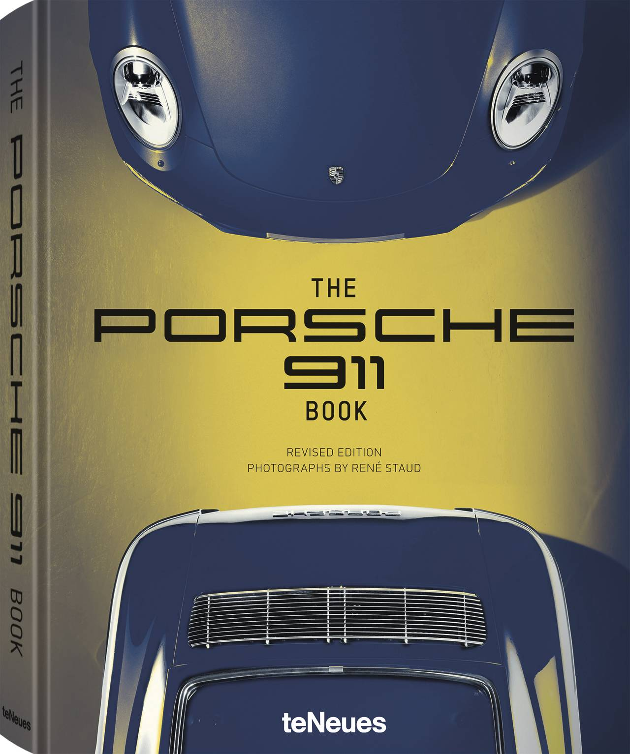 © The Porsche 911 Book, Revised Edition, Photographs by René Staud, published by teNeues, www.teneues.com. Photo © 2018 Staud Studios GmbH, Leonberg, Germany. All rights reserved. www.staudstudios.com