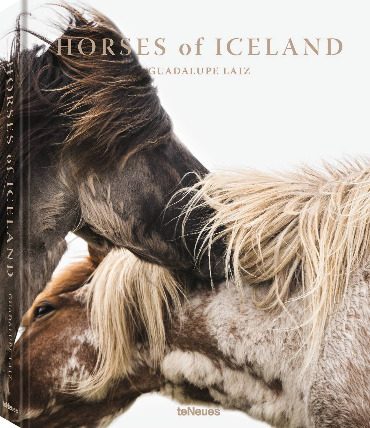 © Horses of Iceland by Guadalupe Laiz, published by teNeues, www.teneues.com, Love, Photo © 2019 Guadalupe Laiz. All rights reserved.