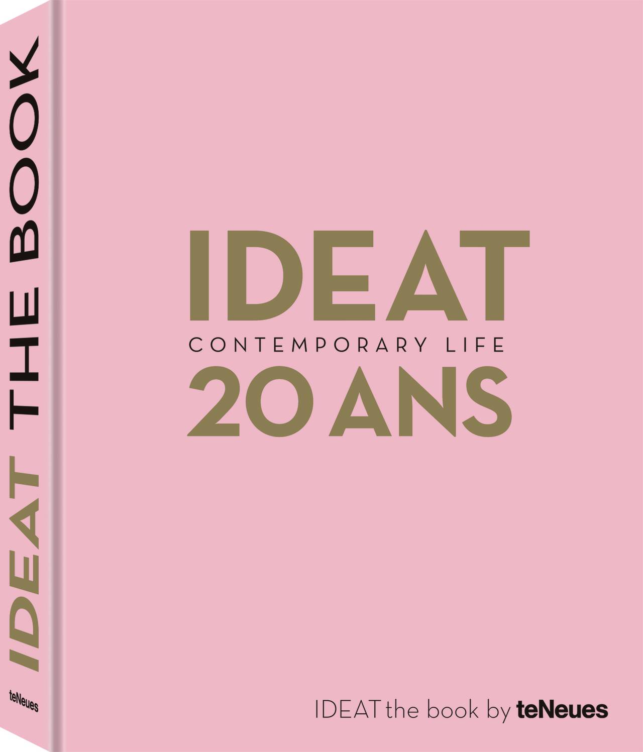 © IDEAT 20 ANS - CONTEMPORARY LIFE, published by teNeues, www.teneues.com, Photo © 2019 IDEAT. All rights reserved.