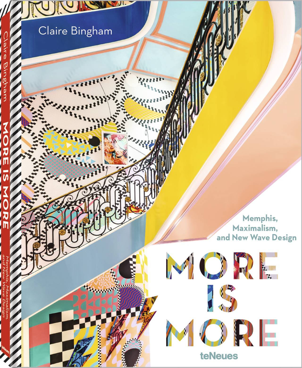 © More is More by Claire Bingham, to be published by teNeues in August 2019, www.teneues.com, TECHNICOLOR DREAMHOUSE, NEW YORK, USA, Photo © Courtesy of Sasha Bikoff Interior Design/© Nick Sargent
