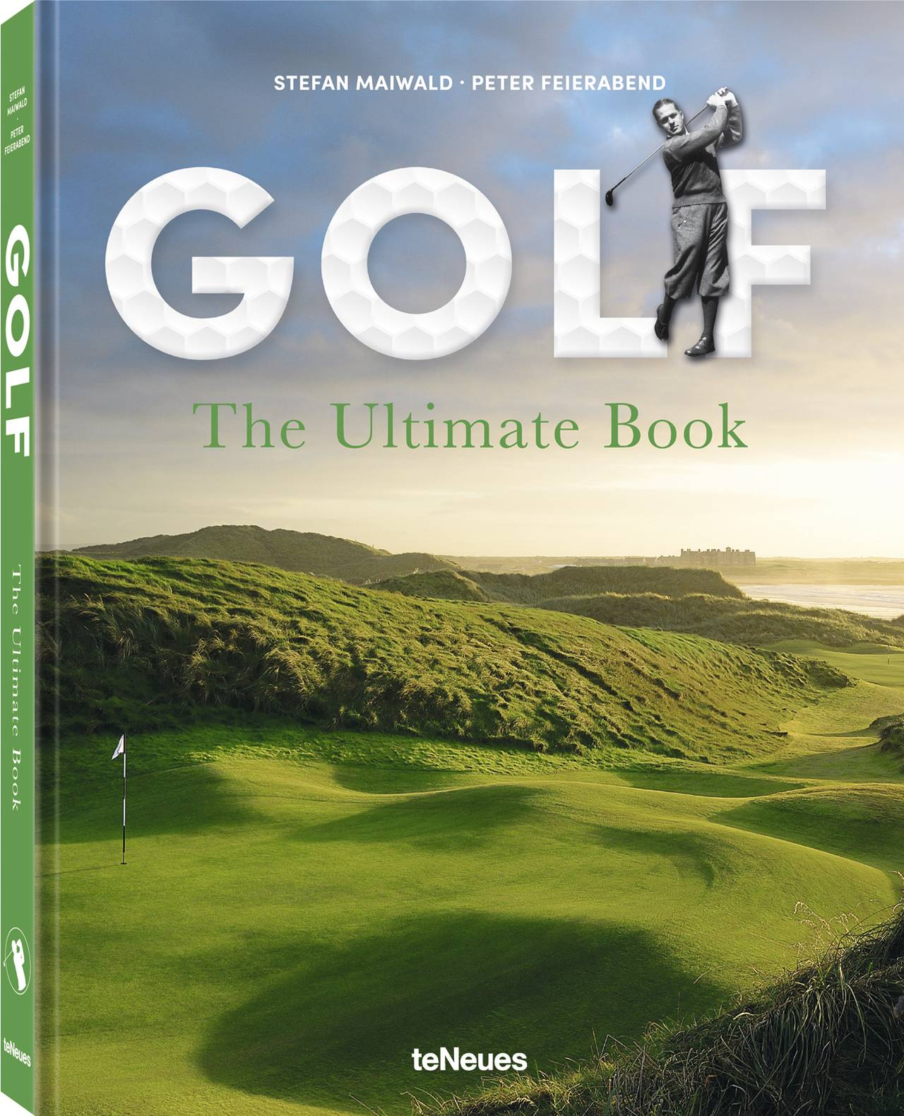 © GOLF - The Ultimate Book - Stefan Maiwald, Peter Feierabend, published by teNeues, www.teneues.com, DOONBEG, IRELAND, Photo © courtesy of Trump International Golf Links Doonbeg