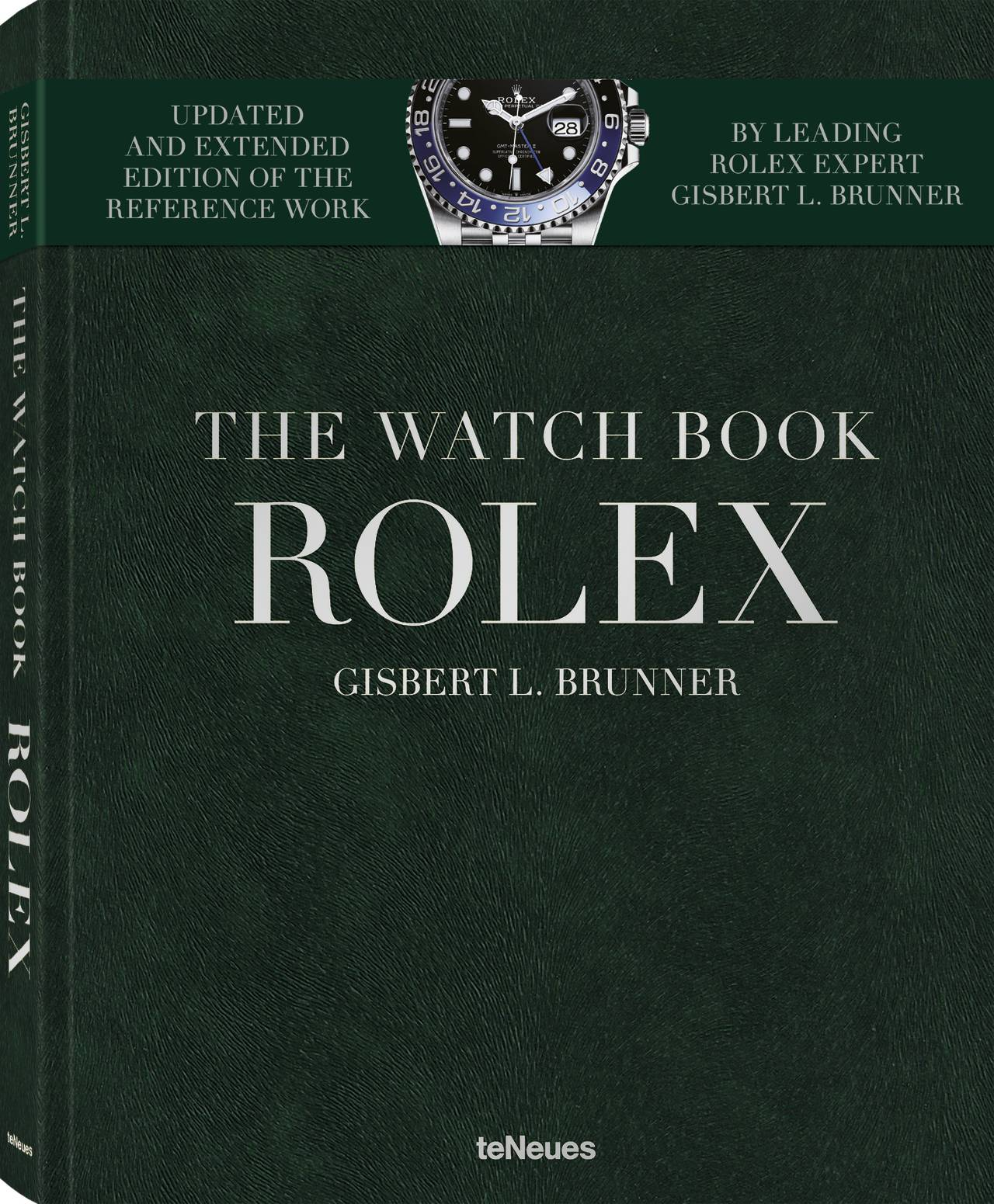 © THE WATCH BOOK ROLEX - Updated and Extended Edition of the Reference Work by Gisbert L. Brunner, published by teNeues, www.teneues.com. Photo © Courtesy of Rolex