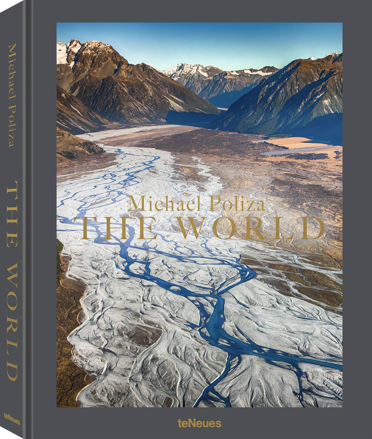 © THE WORLD by Michael Poliza, to be published by teNeues in October 2019, www.teneues.com, Hopkins Valley near Lake Ohau, South Island, Photo © 2019 Michael Poliza. All rights reserved. www.michaelpoliza.com, www.michaelpolizatravel.com