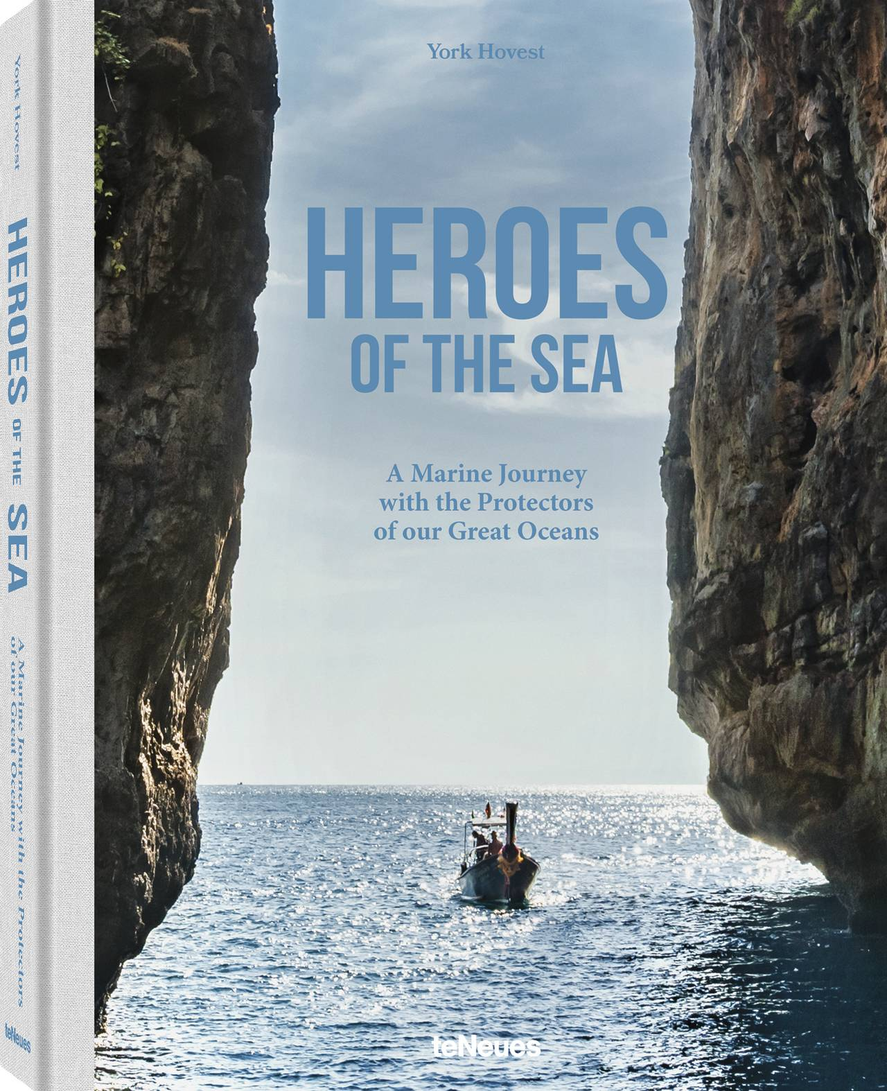 © Heroes of the Sea by York Hovest, published by teNeues, www.teneues.com, www.heroesofthesea.com, Photo © 2019 York Hovest. All rights reserved.