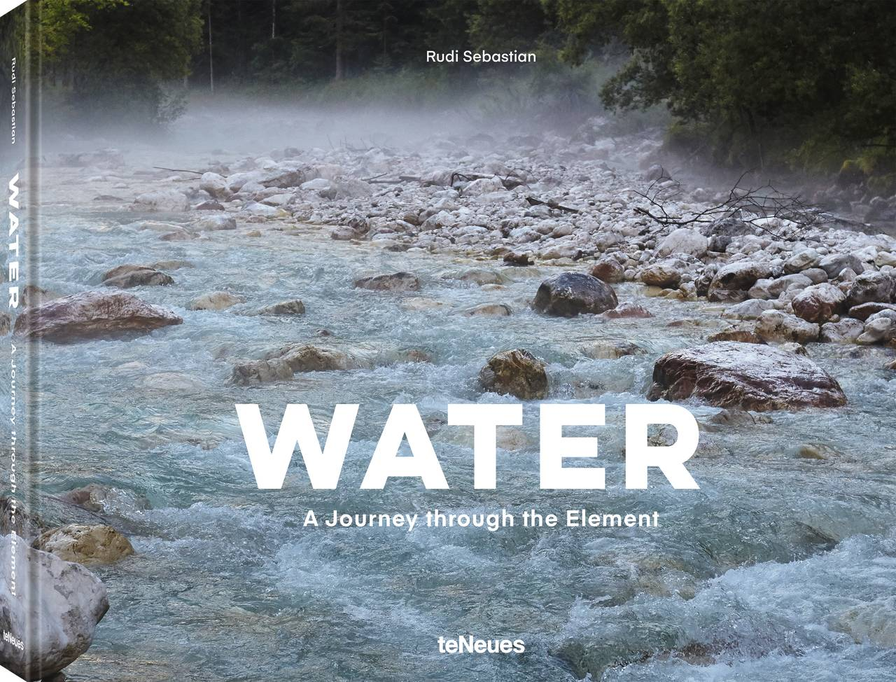 © Water - A Journey through the Element by Rudi Sebastian, published by teNeues, www.teneues.com, Soca, Slovenia, Photo © 2019 Rudi Sebastian. All rights reserved.
