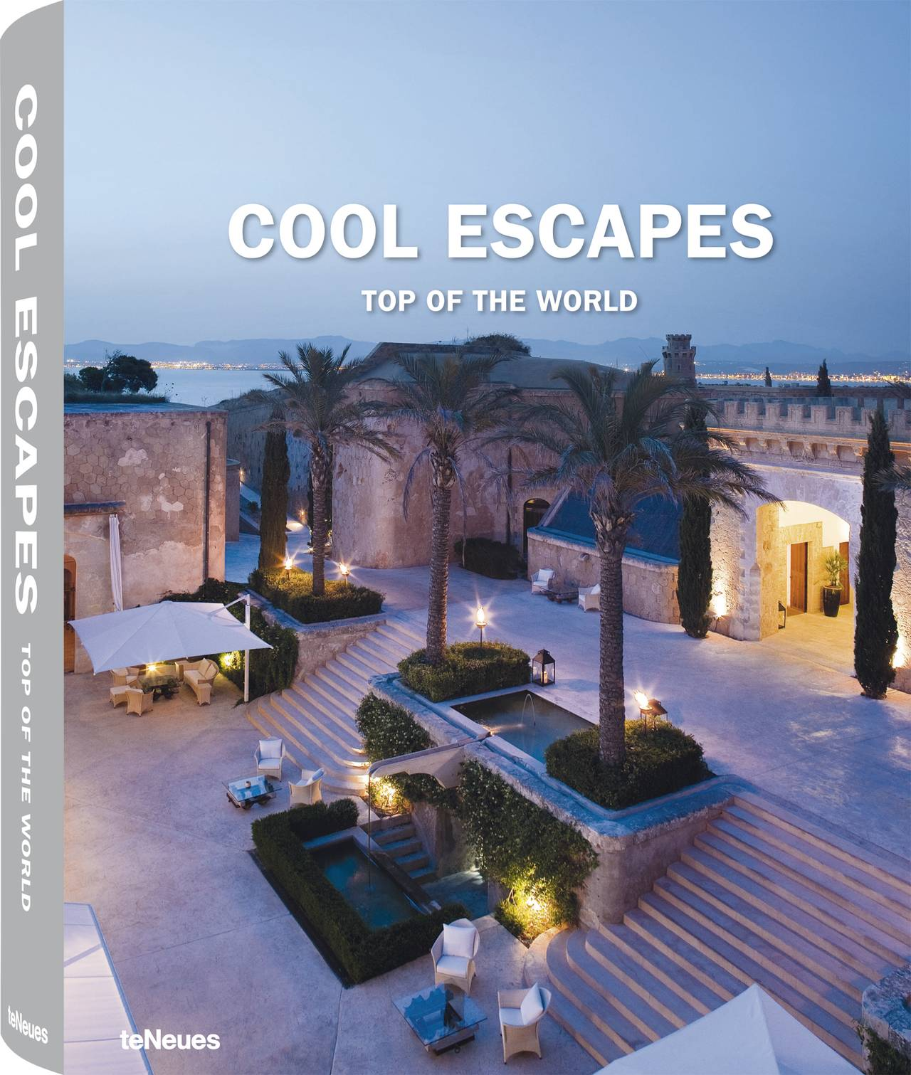© Cool Escapes Top of the World, Cap Rocat, Mallorca, Spain, published by teNeues, www.teneues.com. Photo © Martin Nicholas Kunz