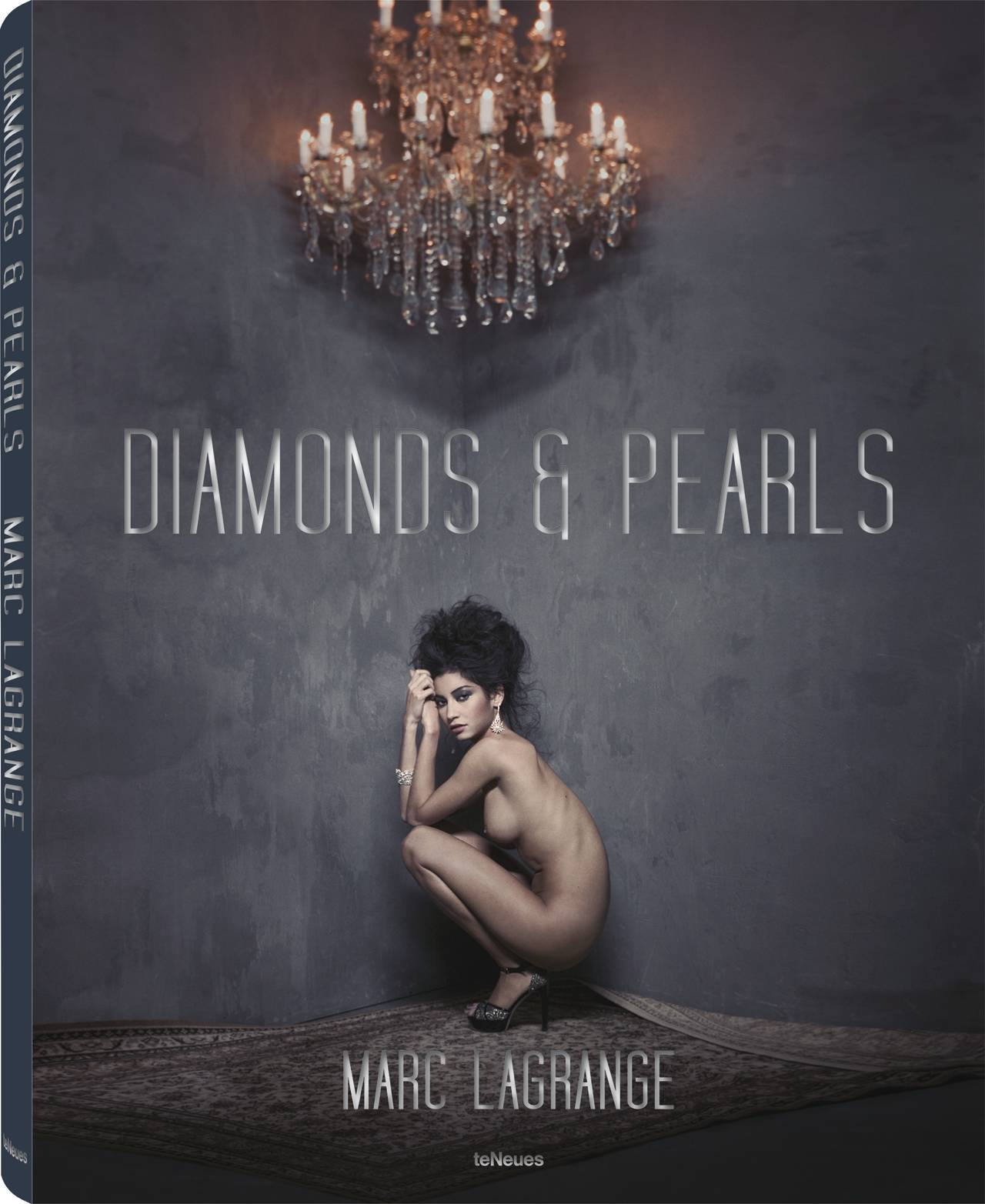© Diamonds & Pearls by Marc Lagrange, Corner Girl, 2013, published by teNeues, www.teneues.com. Photo © 2013 Marc Lagrange. All rights reserved.