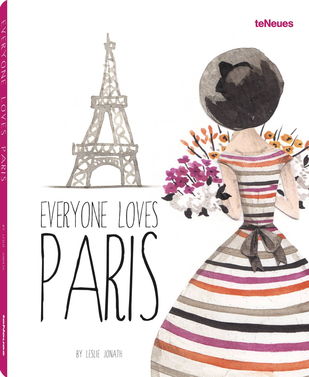 © Everyone Loves Paris, edited by Leslie Jonath, published by teNeues, www.teneues.com. © Emma Block. All rights reserved.