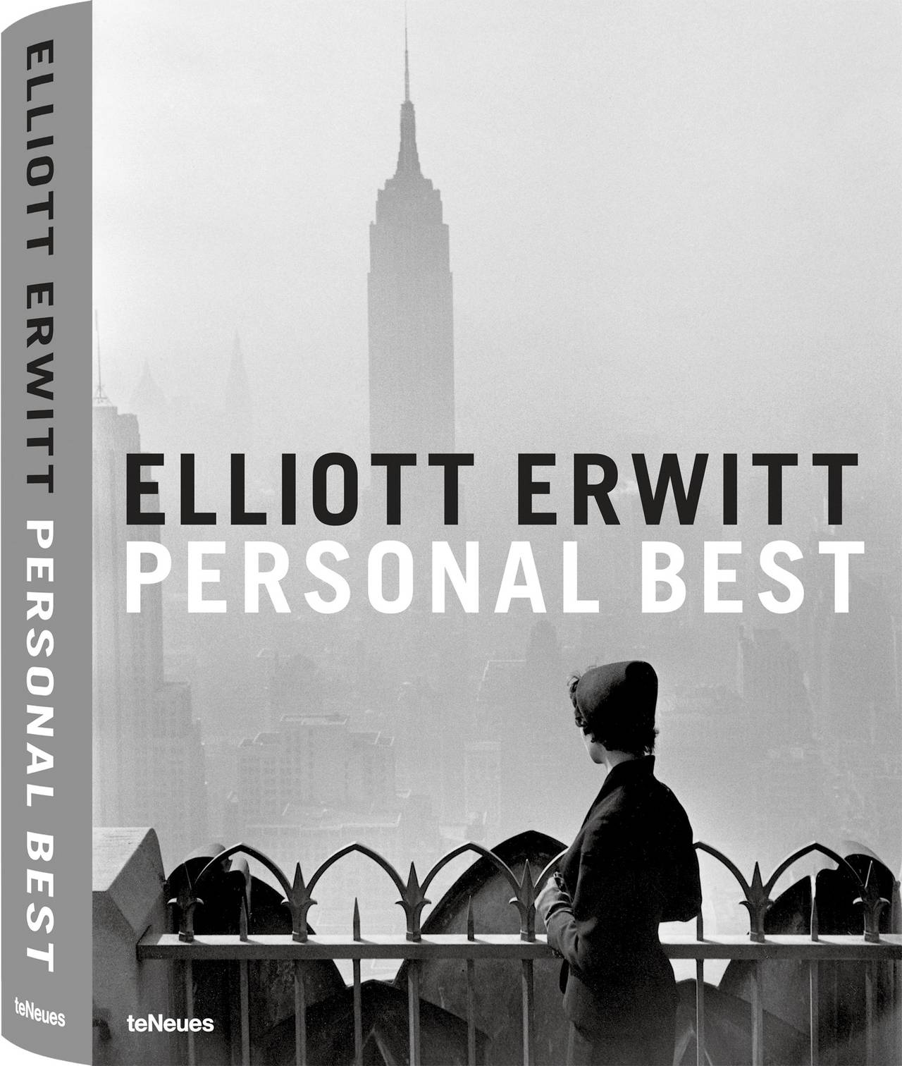 © Personal Best by Elliott Erwitt Small Format Hardcover Edition, New York City, 1955, published by teNeues, www.teneues.com. Photo © 2014 Elliott Erwitt/Magnum Photos, All rights reserved. www.elliotterwitt.com