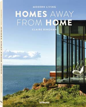© Modern Living - Homes Away From Home by Claire Bingham, published by teNeues, www.teneues.com, Annandale Seascape, Canterbury, New Zealand, © Annandale, New Zealand, Photo: Simon Devitt