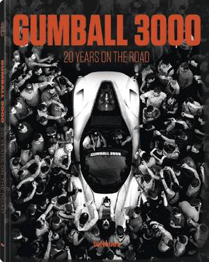 Gumball 3000, Small Hardcover Edition