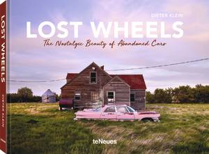 © Lost Wheels - The Nostalgic Beauty of Abandoned Cars by Dieter Klein, published by teNeues, www.teneues.com, 1960 Dodge 4-door Sedan, Montana, USA, Photo © 2019 Dieter Klein. All rights reserved.