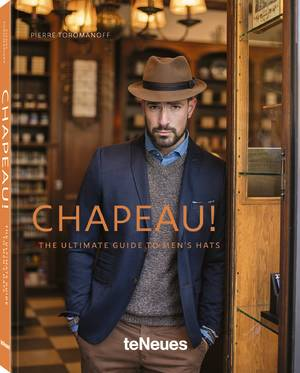 Chapeau!, English cover