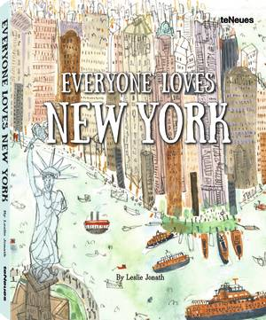 © Everyone Loves New York, edited by Leslie Jonath, published by teNeues, www.teneues.com. © Clare Caulfield. All rights reserved.