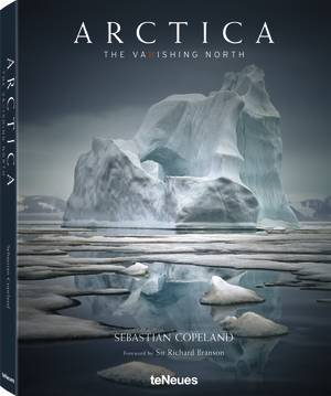 © Arctica: The Vanishing North by Sebastian Copeland, published by teNeues, www.teneues.com. Bay of Qanaaq, Northern Greenland, Photo © 2015 Sebastian Copeland. All rights reserved. www.sebastiancopeland.com