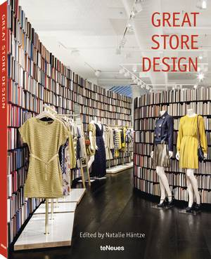 © Great Store Design edited by Natalie Häntze, published by teNeues, www.teneues.com. Mulberry, New York City, Photo © mulberry.com via Camron PR