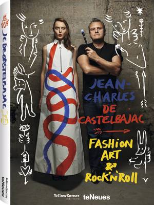 © Jean-Charles de Castelbajac - Fashion, Art & Rock'n'Roll, published by teNeues and YellowKorner, www.teneues.com, www.yellowkorner.com, Photo © Manuel Braun