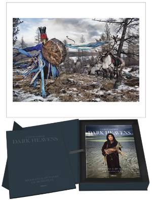 © Collector's Edition Dark Heavens - Shamans & Hunters of Mongolia by Hamid Sardar, published by teNeues, www.teneues.com, Photo © 2016 Hamid Sardar. All rights reserved.www.hamidsardarphoto.com