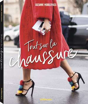 © Tout sur la chaussure par Suzanne Middlemass, publié par teNeues, € 29,90, www.teneues.com, Near Rodin Museum, Paris, France, February 2014, Photo © 2017 Suzanne Middlemass. All rights reserved.