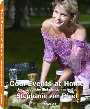 © Cool Events at Home - Unvergessliche Einladungen zu Hause, Stephanie von Pfuel, A Walk in the Park, published by teNeues, www.teneues.com, www.stephanie-von-pfuel.de, Photo © Carsten Sander