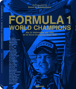 © Formula 1 World Champions - All 32 World Champions since 1950 by Rainer W. Schlegelmilch, published by teNeues, www.teneues.com.Photo © 2011 Rainer W. Schlegelmilch. All rights reserved.